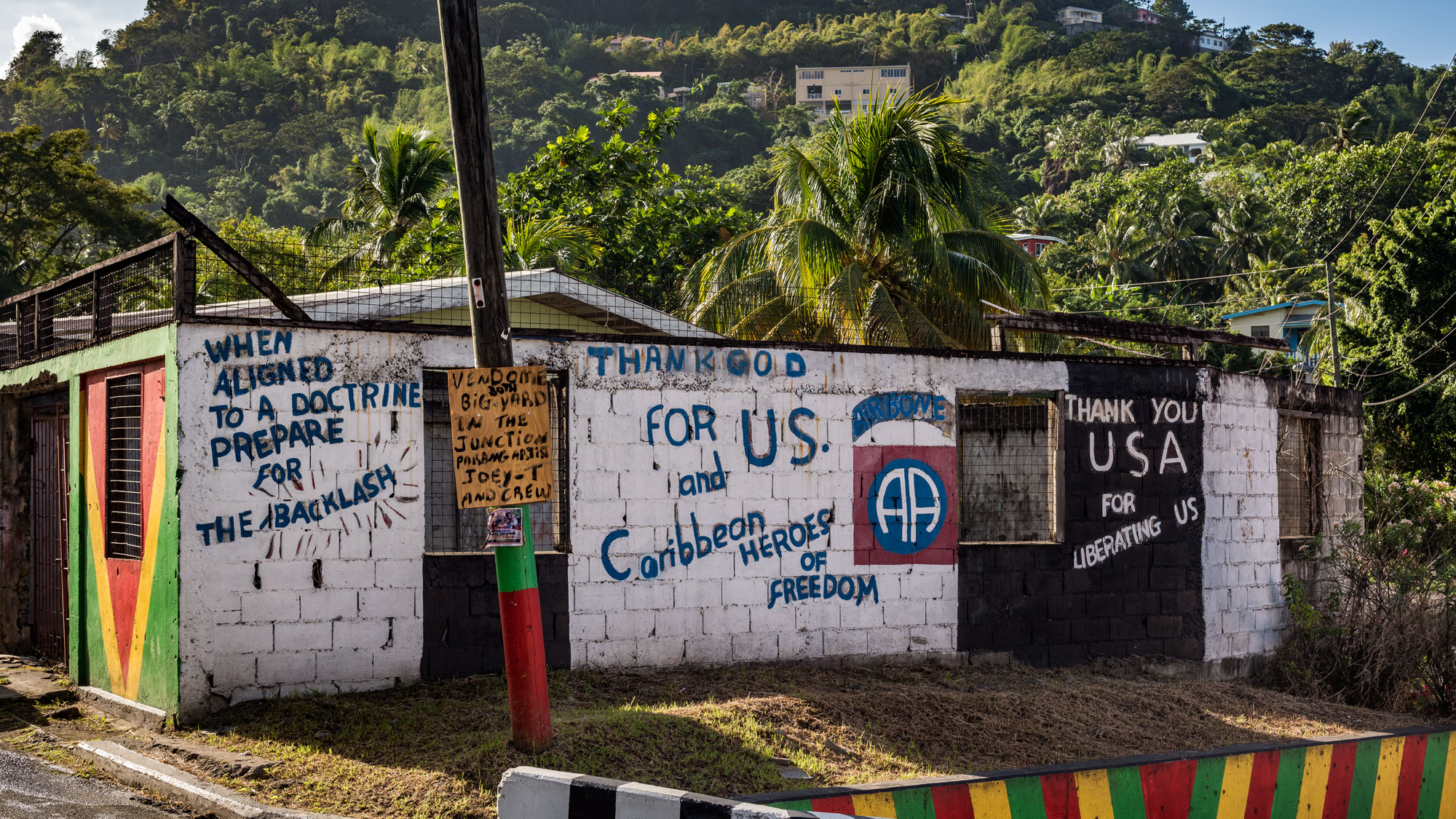 Grenada's Story : Renegade Rum Distillery